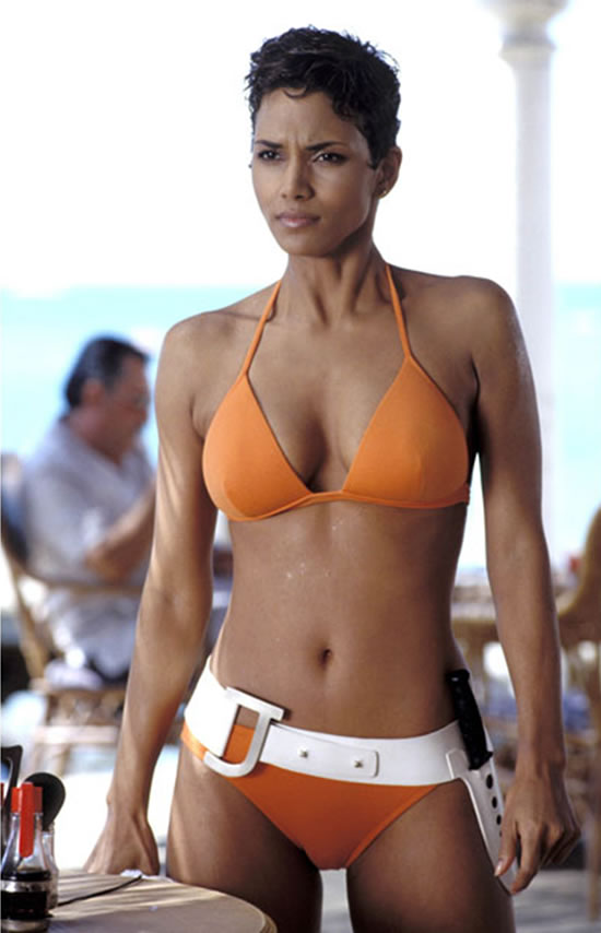 Halle Berry as Giacinta 'Jinx' Johnson in Die Another Day in 2002